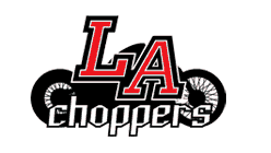 LA Choppers at Knobtown Cycle