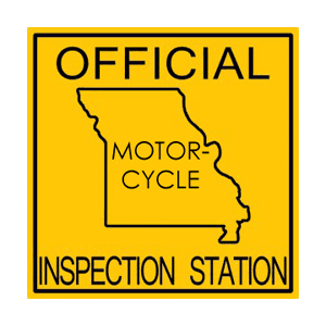 Knobtown Cycle is a Missouri Motorcycle Inspection Station