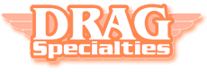 Order Drag Specialties products at Knobtown Cycle