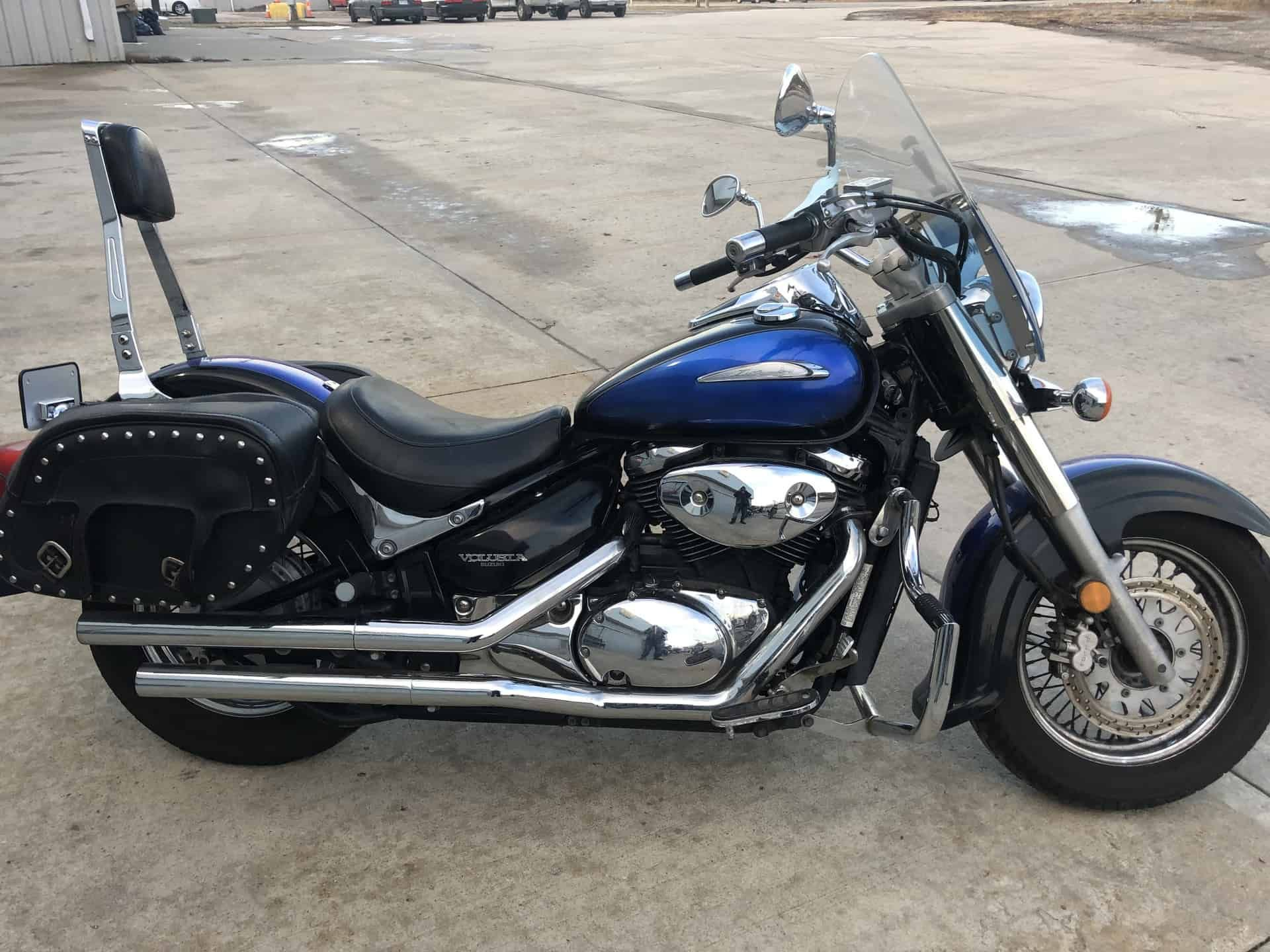 Suzuki Intruder Volusia, 2002 Suzuki Intruder Volusia for sale $1,000, Knobtown Cycle, Knobtown Cycle