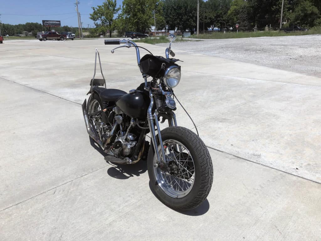 1946 harley davidson knucklehead, 1946 Harley Davidson Knucklehead, Knobtown Cycle, Knobtown Cycle