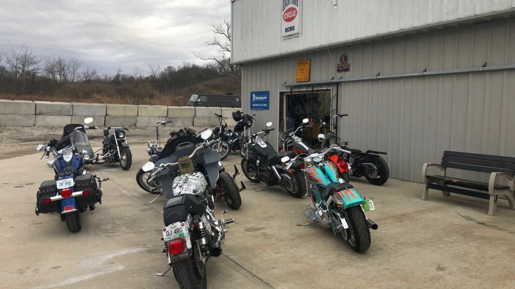 Motorcycle Inspections in February