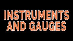 Instruments & Gauges