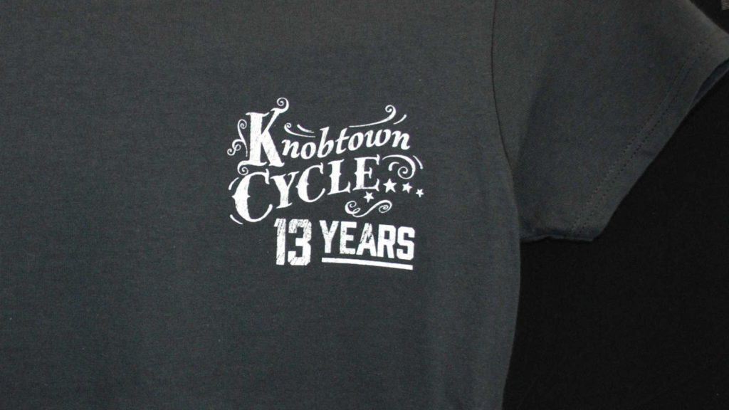 The New T-Shirts have arrived!, The New T-Shirts have arrived!, Knobtown Cycle