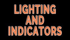 Lighting & Indicators